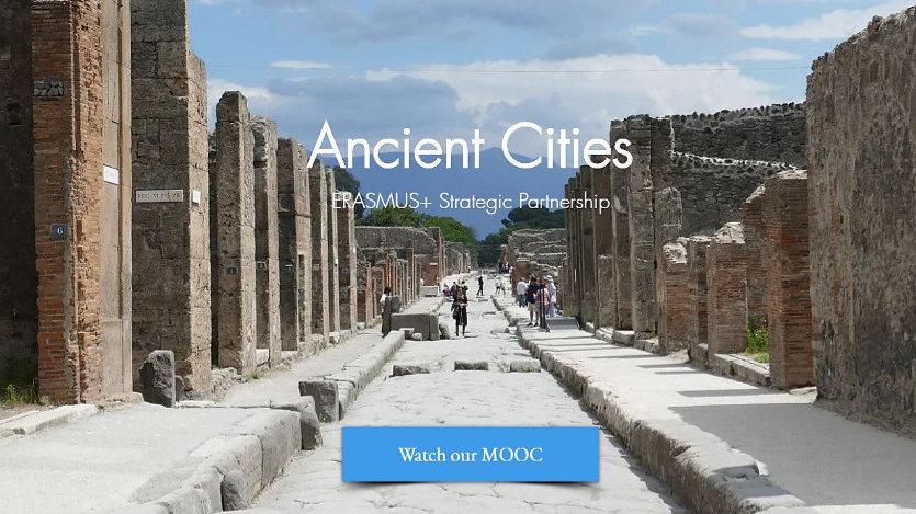 Mooc Zu Antiken St 228 Dten In Europa Startet Anfang September