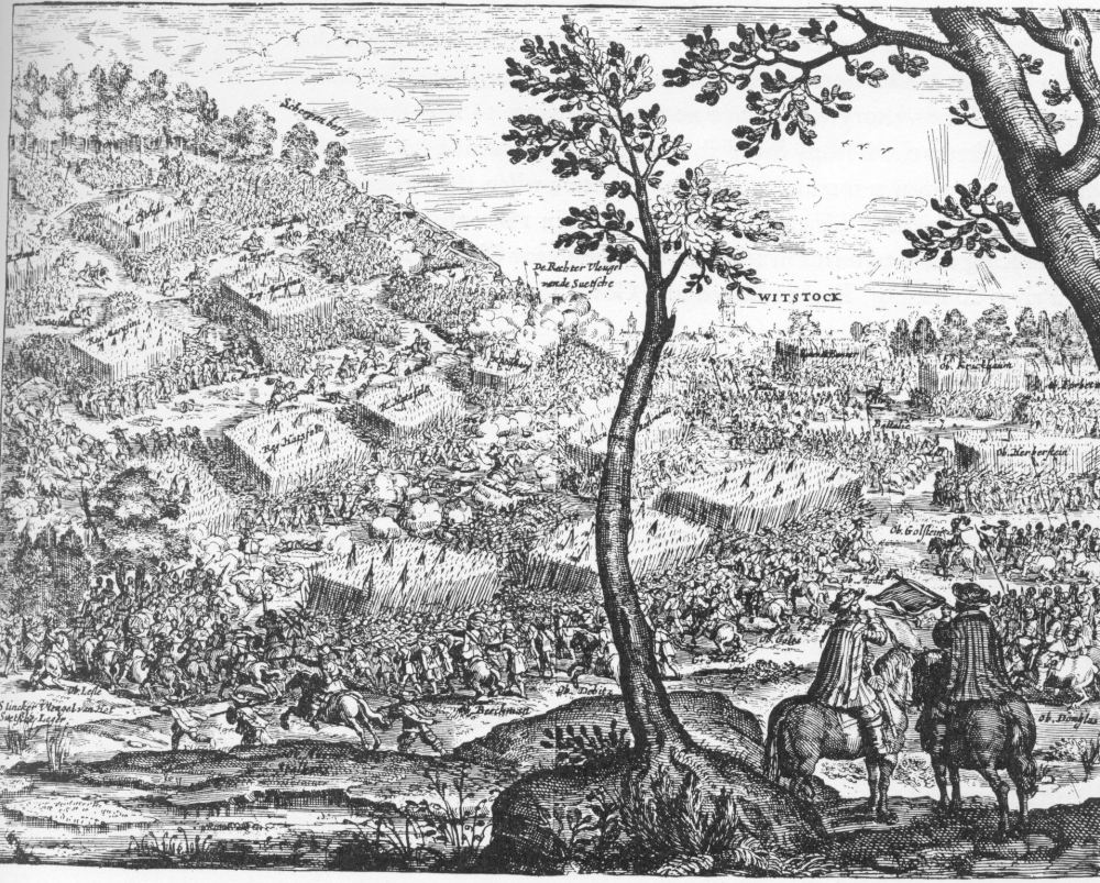 thirty years war essay thesis
